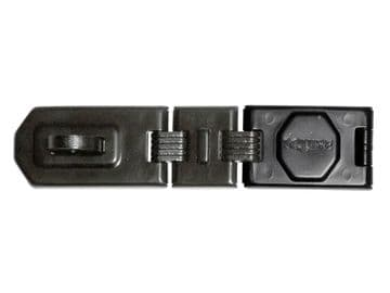 DHH1 Double Hinged Hasp & Staple 200mm